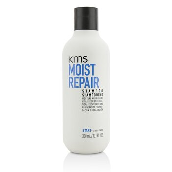 KMS California Moist Repair Shampoo (Moisture and Repair)  300ml/10.1oz