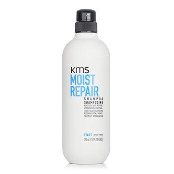 KMS California Moist Repair Shampoo (Moisture and Repair)  750ml/25.3oz