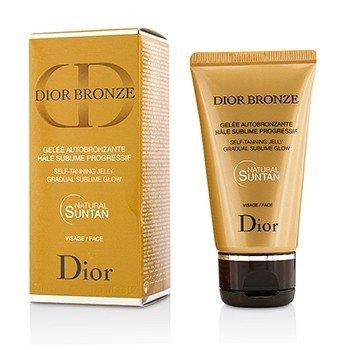 Christian Dior Dior Bronze Self-Tanning Jelly Gradual Sublime Glow Face  50ml/1.7oz