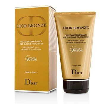 คริสเตียน ดิออร์ Dior Bronze Self-Tanning Jelly Gradual Sublime Glow Body  150ml/5.5oz