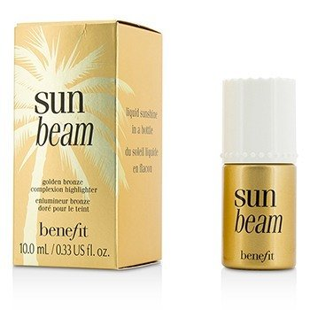 בנפיט Sun Beam Golden Bronze Complexion Highlighter היילייטר  10ml/0.33oz