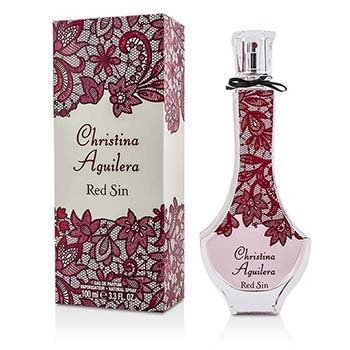 Christina Aguilera Red Sin Eau De Parfüm Sprey  100ml/3.3oz