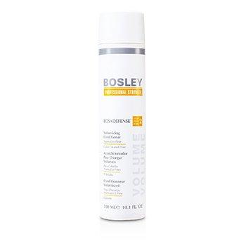 Bosley Professional Strength Bos Defense Μαλακτική Όγκου (Για Κανονικά προς Λεπτά Βαμμένα Μαλλιά)  300ml/10.1oz