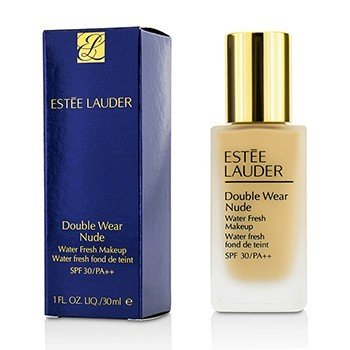 Estee Lauder Double Wear Nude Water Fresh Makeup SPF 30 - # 1W2 Sand  30ml/1oz