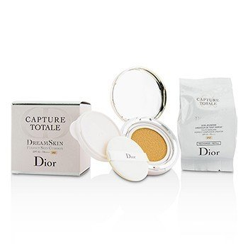 Christian Dior Capture Totale Dreamskin Perfect Skin Cushion SPF 50 With Extra Refill - # 012  2x15g/0.5oz