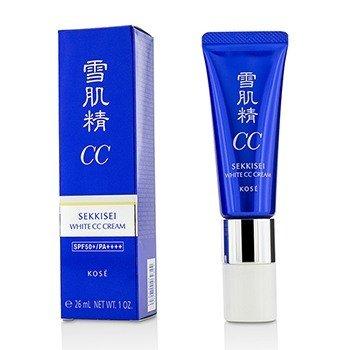 Kose Sekkisei White Crema CC SPF50+ PA++++ - # 02 Ochre  26ml/1oz