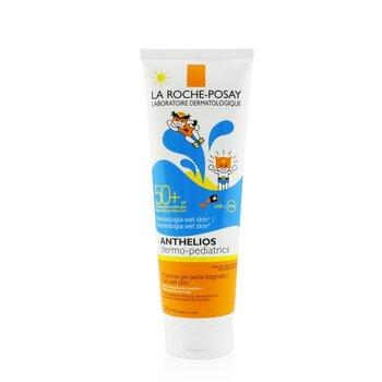 La Roche Posay Anthelios Dermo-Pediatrics Wet Skin Gel Loción SPF 50+ For Children  250ml/8.33oz