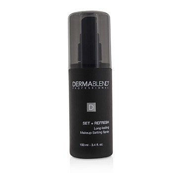 Dermablend Set + Refresh Long Lasting Makeup Setting Spray  100ml/3.4oz