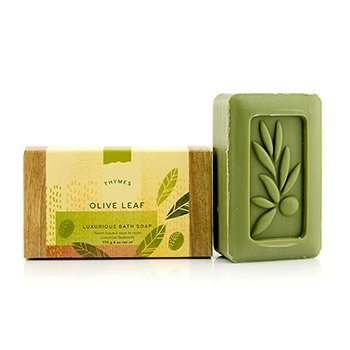 Thymes Olive Leaf Luxurious Bath Soap 170g/6oz