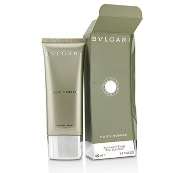 Bvlgari Pour Homme After Shave Balm (Box Slightly Damaged)  100ml/3.4oz
