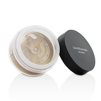 ベアミネラル BareMinerals Original SPF 15 Foundation - # Golden Nude  8g/0.28oz