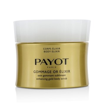 Payot Body Elixir Gommage Or Elixir Enhancing Gold Body Scrub  200ml/6.7oz