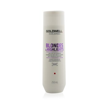 Goldwell Dual Senses Blondes & Highlights Champú Anti-Amarillo (Luminosidad Para Cabello Rubio)  250ml/8.4oz