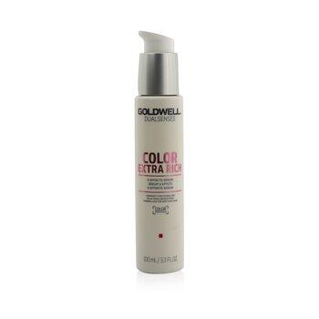 Goldwell Dual Senses Color Suero de 6 Efectos Extra Rico (Luminosidad Para Cabello Áspero)  100ml/3.3oz