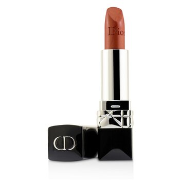 クリスチャンディオール Rouge Dior Couture Colour Comfort & Wear Lipstick - # 555 Dolce Vita  F002783555  3.5g/0.12oz