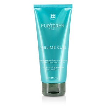 Rene Furterer Sublime Curl Curl Activating Shampoo (Wavy, Curly Hair)  200ml/6.7oz