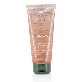 Rene Furterer Lumicia Illuminating Shine Shampoo - Frequent Use (All Hair Types)  200ml/6.7oz