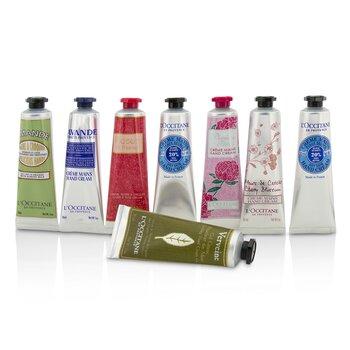 ロクシタン Fantastic 8 Hand Creams Set  8x30ml/1oz
