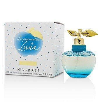 ניקול ריצי Les Gourmandises De Luna Eau De Toilette Spray (Limited Edition)  50ml/1.7oz