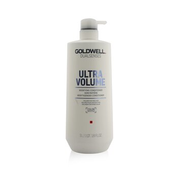 Goldwell Dual Senses Ultra Volume Acondicionador Bodificante (Volumen Para Cabello Fino)  1000ml/33.8oz