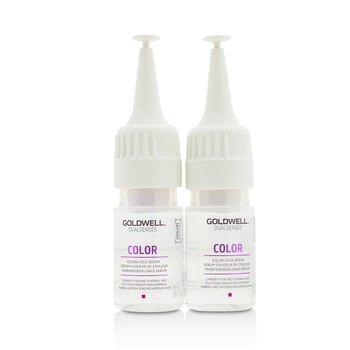 Goldwell Dual Senses Color Suero Bloqueo de Color (Luminosidad Para Cabello Fino a Normal)  12x18ml/0.6oz