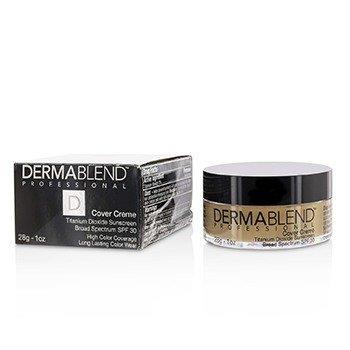 Dermablend Cover Creme Broad Spectrum SPF 30 (High Color Coverage) - Sand Beige (Box Slightly Damaged)  28g/1oz