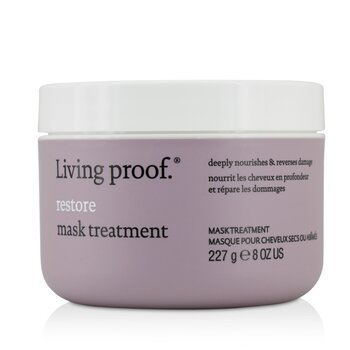 Living Proof Restore Mask Treatment (Deeply Nourishes & Reverses Damage)  227g/8oz