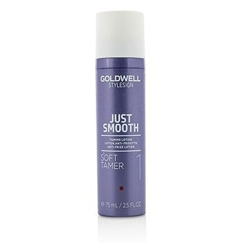 Goldwell Style Sign Just Smooth Soft Tamer 1 Taming Lotion  75ml/2.5oz