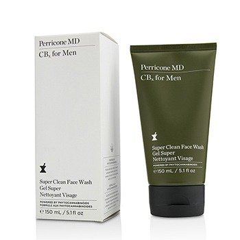 Perricone MD CBx For Men Super Clean Face Wash  150ml/5.1oz