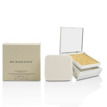 Burberry Bright Glow Flawless White Translucency Base Compacta Iluminante SPF 25 - # No. 12 Ochre Nude  12g/0.42oz
