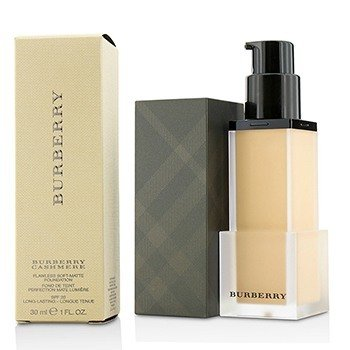 Burberry Burberry Cashmere Flawless Soft Matte Foundation SPF 20 - # No. 11 Porcelain  30ml/1oz