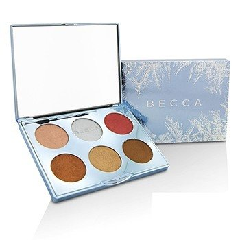 ベッカ Apres Ski Glow Collection Face Palette  15.5g/0.54oz