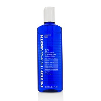 Peter Thomas Roth Glycolic Solutions 3% Cleanser  250ml/8.5oz