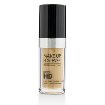 Make Up For Ever Ultra HD Invisible Cover Foundation - # Y335 (Dark Sand)  30ml/1.01oz
