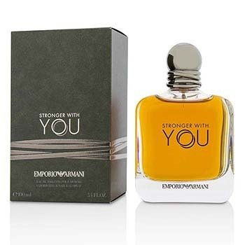 亞曼尼  Emporio Armani Stronger With You Eau De Toilette Spray  100ml/3.4oz