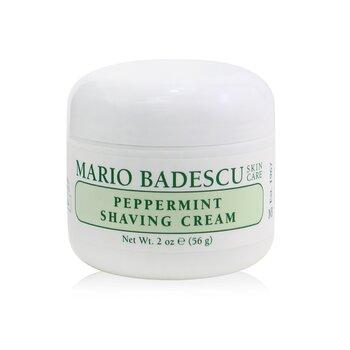 Mario Badescu Peppermint Shaving Cream  59ml/2oz