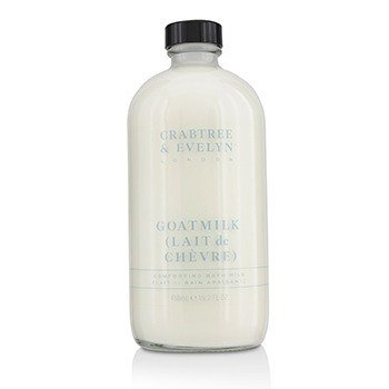 Crabtree & Evelyn Goatmilk Comforting Bath Milk  450ml/15.2oz