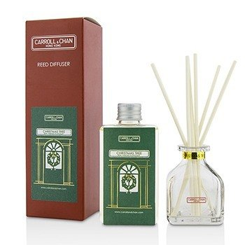 The Candle Company Reed Diffuser - Christmas Tree (Pine, Rosemary & Patchouli)  100ml/3.38oz