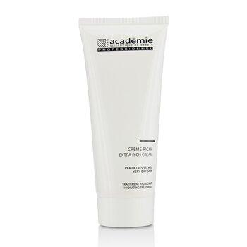 Academie 100% Hydraderm Extra Rich Cream - Salon Size  100ml/3.4oz