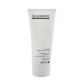 אקדמי Clarifying Velvet Cream (Salon Size) - For All Skin Types  200ml/6.7oz