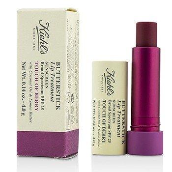 קיאלס Butterstick Lip Treatment SPF25 - Touch Of Berry  4g/0.14oz