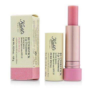 Kiehl's Butterstick Lip Treatment SPF25 - Pure Petal  4g/0.14oz