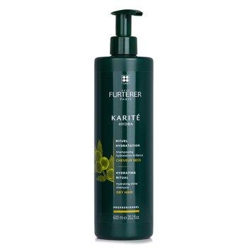 רנה פורטר Karite Hydra Hydrating Shine Shampoo (Dry Hair)  600ml/20.2oz