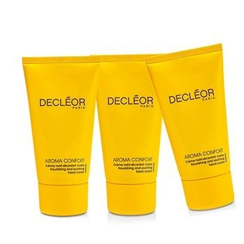 Decleor Aroma Confort Nourishing Comfort Hand Cream Trio Pack  3x50ml/1.7oz