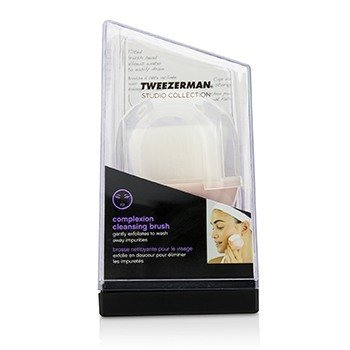 Tweezerman Complexion Cleansing Brush (Studio Collection)  1pc
