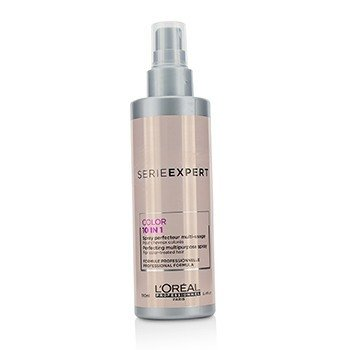 歐萊雅 Professionnel Serie Expert - Vitamino Color 10 in 1 Perfecting Multipurpose Spray (For Color-Treated Hair)  190ml/6.4oz