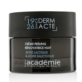 Academie Derm Acte Restorative Exfoliating Night Cream (Unboxed)  50ml/1.7oz