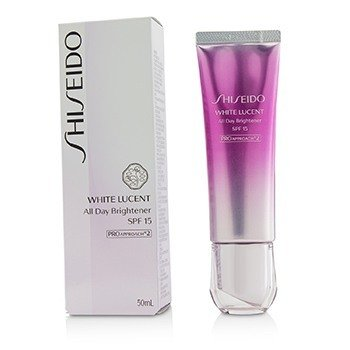 Shiseido White Lucent All Day Brightener SPF 15 PA++++  50ml/1.6oz