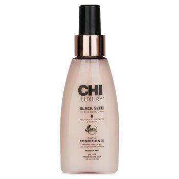 CHI 豪華黑籽油免洗護髮素  118ml/4oz