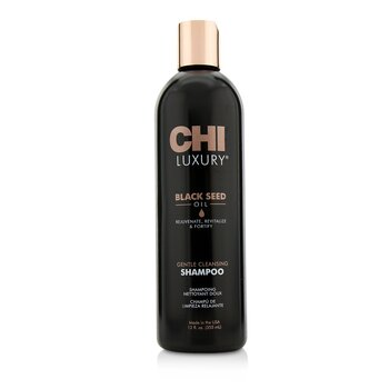 CHI Luxury Black Seed Oil Champú Limpiador Suave  355ml/12oz